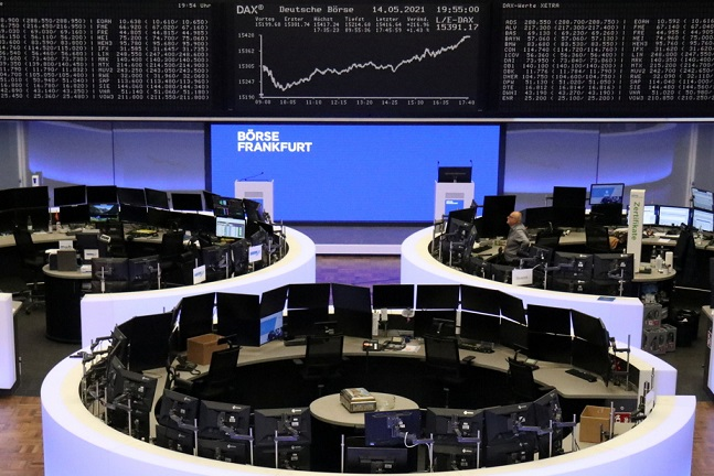 Global-stock-markets-opt-caution